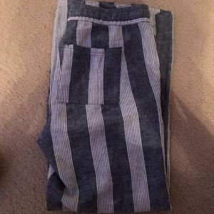 Old Navy Pants - Stripped Pants